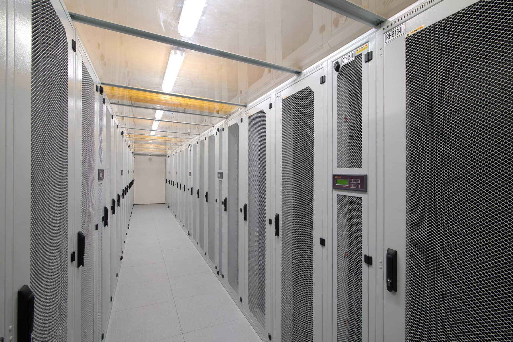 Data Halls, Comms Room and Specialist IT Equipment Cleaning